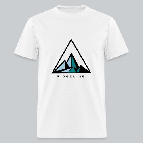 ridgeline aqua - Men's T-Shirt