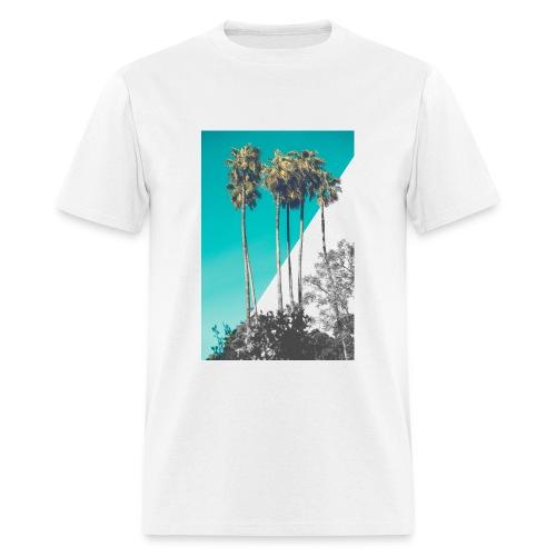 Blue Palms - Men's T-Shirt