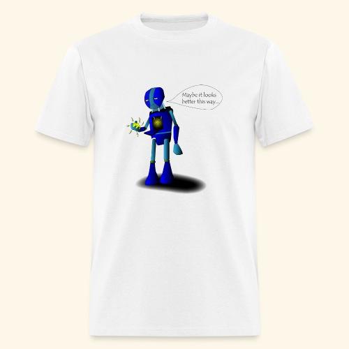 Better This Way - Men's T-Shirt