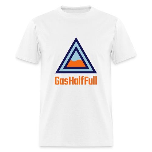 GHFlogo color standard - Men's T-Shirt
