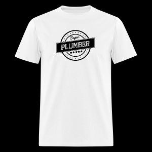 Super Plumber - Men's T-Shirt