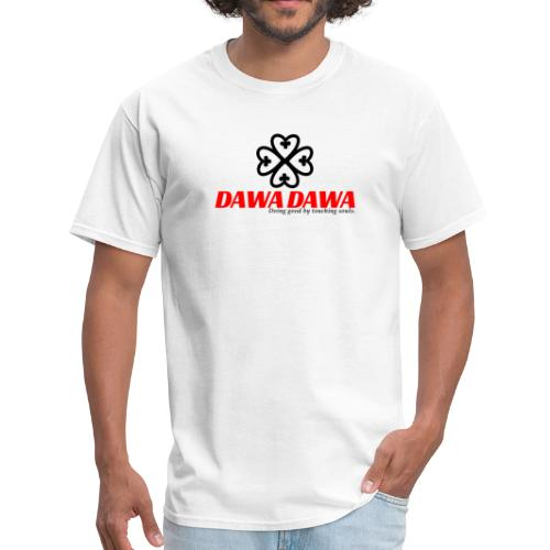 Dawa Dawa Logo - Men's T-Shirt