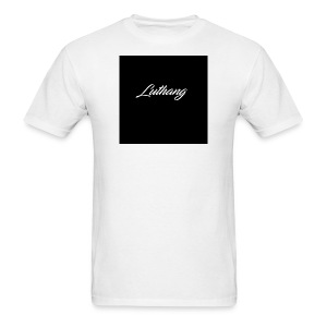 Luthang logo - Men's T-Shirt