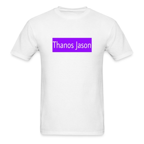 Thanos Jason Purple - Men's T-Shirt