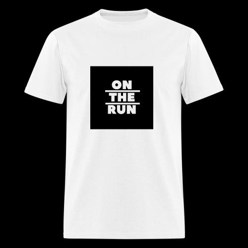 On The Run Classic Design - Men's T-Shirt