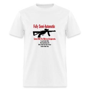 Fully Semi-Automatic - Men's T-Shirt