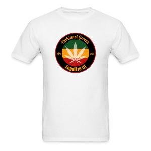 Oakland Grown Cannabis 420 Wear - Men's T-Shirt