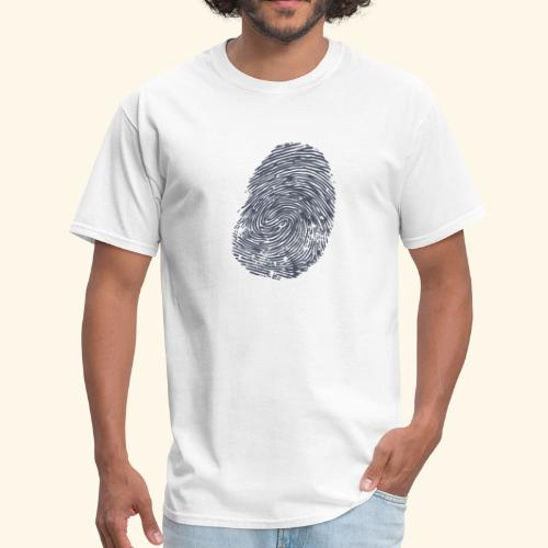 Fingerprint - The Stuff is MINE - Men's T-Shirt