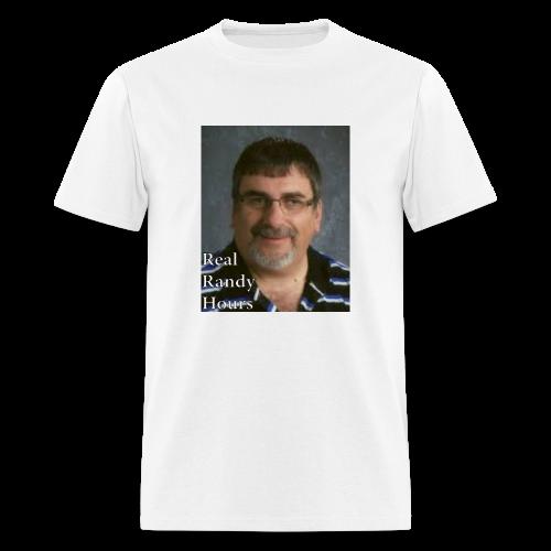 Real Randy Hours - Men's T-Shirt