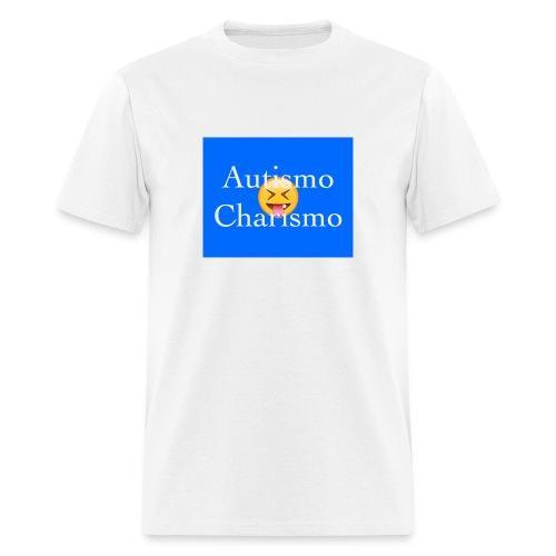 Autismo Charismo Logo - Men's T-Shirt