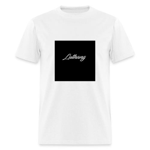 Luthang logo - Men's T-Shirt
