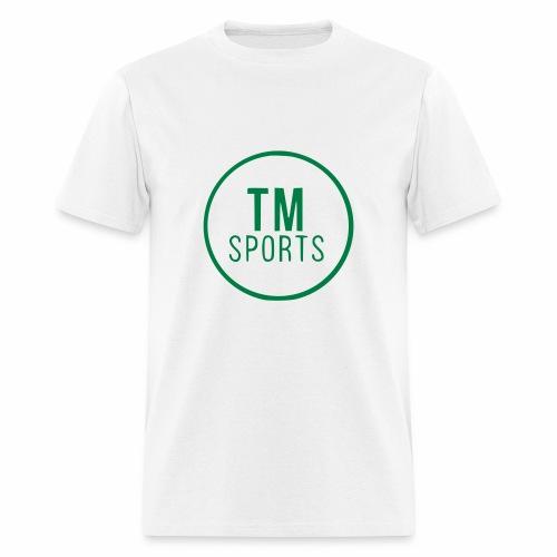 TM Sports Logo - Men's T-Shirt