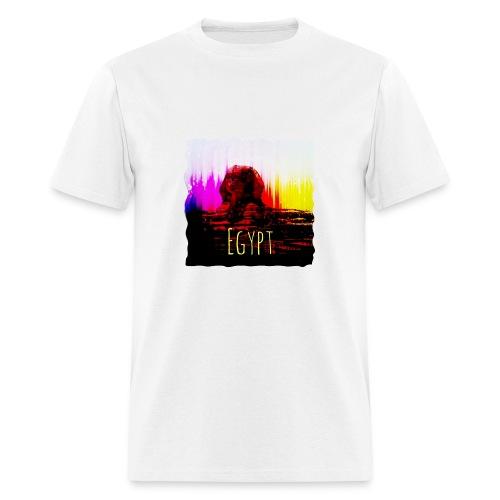 Sphinx Wavy - Men's T-Shirt