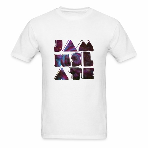Space Logo - Men's T-Shirt