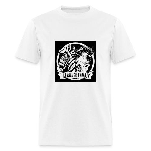 Black Logo Design - Men's T-Shirt