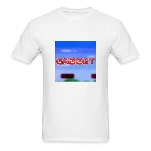 Gabeqt logo - Men's T-Shirt