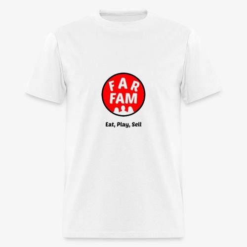 FarFam Logo - Men's T-Shirt