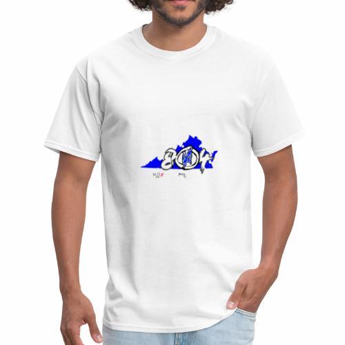 Reppin Virginia - Men's T-Shirt