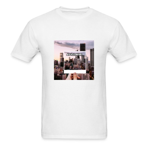 Skyline Poloraoid series - Men's T-Shirt