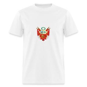 Nuevo Escudo Peruano 1 - Men's T-Shirt