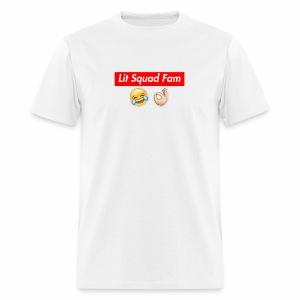 Lit Squad Fam - Men's T-Shirt