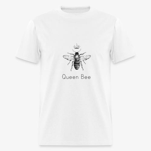 Simple Collection Queen Bee - Men's T-Shirt