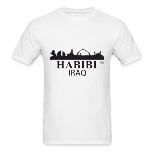 Habibi Iraq - Men's T-Shirt