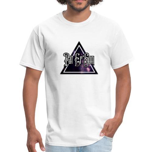 Pat Er'Son logo - Men's T-Shirt