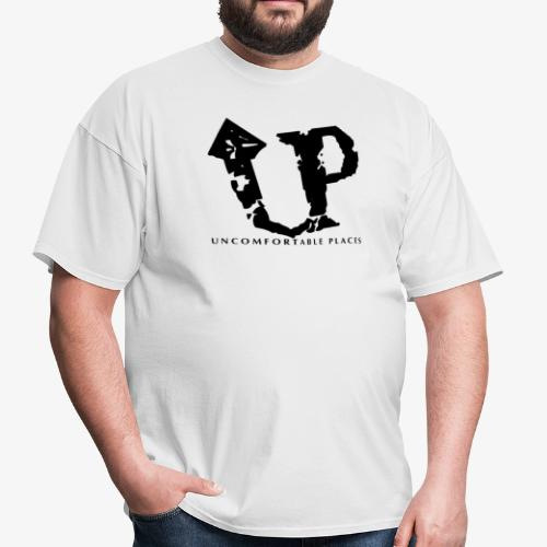 Uncomfortable Places Logo Shirt - Men's T-Shirt
