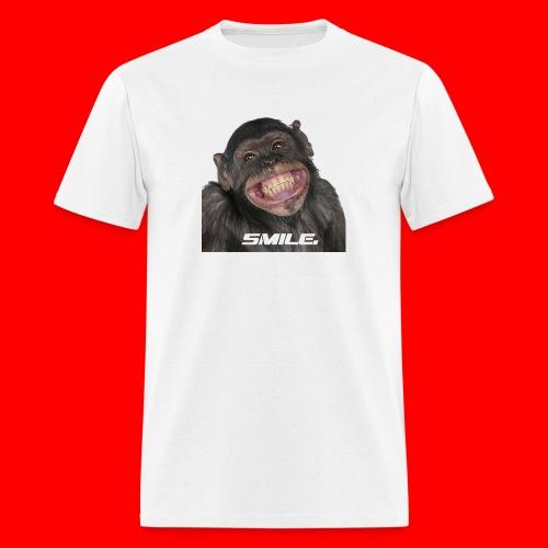 Smile. - Men's T-Shirt
