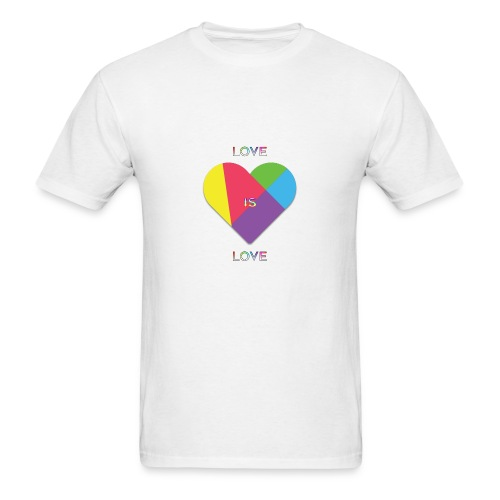 Love Is Love Collection - Men's T-Shirt