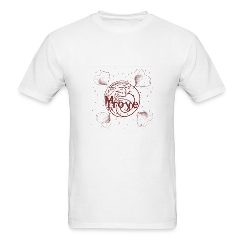 malover troye shirt with logo - Men's T-Shirt
