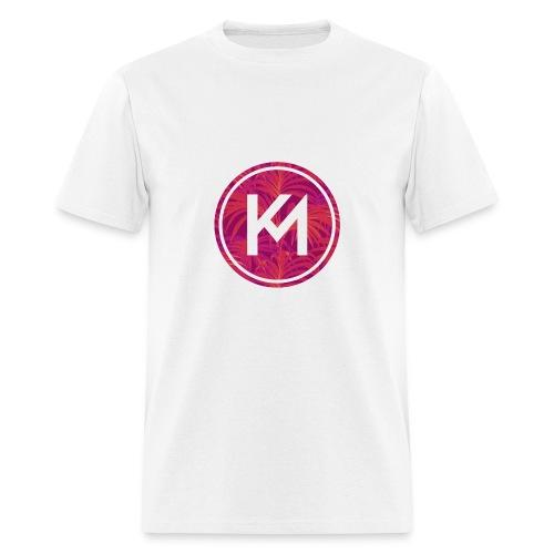 KM logo - Men's T-Shirt