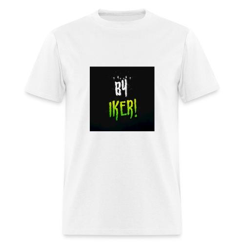 Logo ByIker!. - Men's T-Shirt