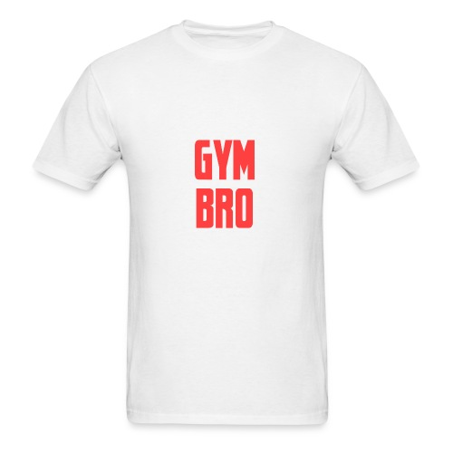 Gym bro - Men's T-Shirt