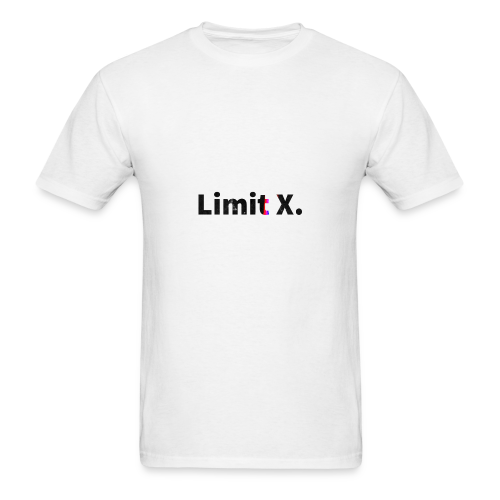 Limit X Logo - Men's T-Shirt