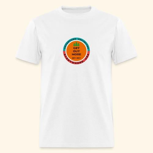 Get Out More Adventure Unlimited - Men's T-Shirt