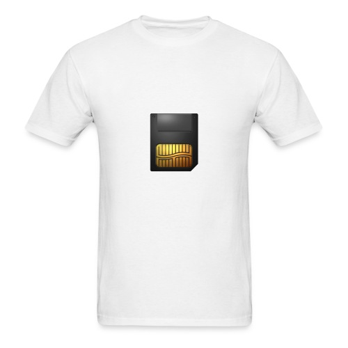 Memory Card - Men's T-Shirt