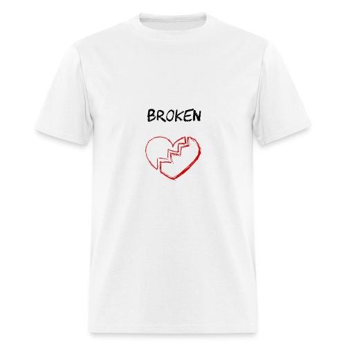 Broken Mixtape - Men's T-Shirt