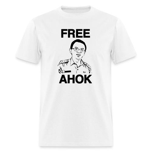 Free Ahok - Men's T-Shirt