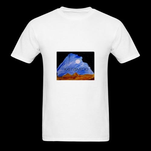 The Spinning Sky by KetaMind - Men's T-Shirt