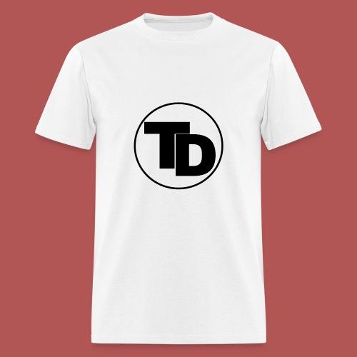 Team doronne Maine logo - Men's T-Shirt