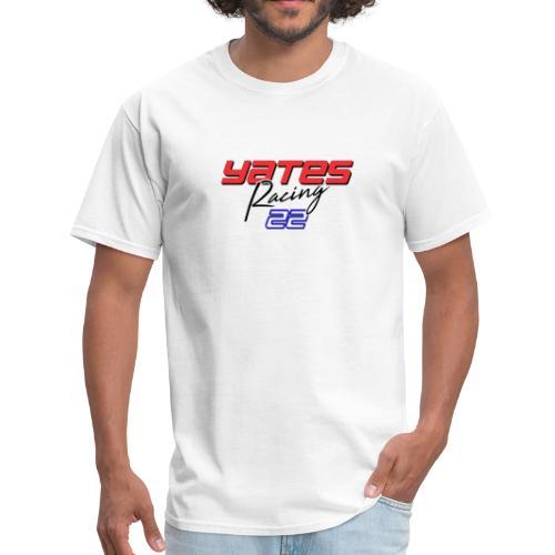 Yates Racing RED - Men's T-Shirt