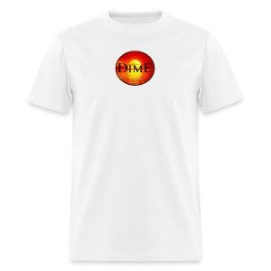 Dime® Sunset - Men's T-Shirt