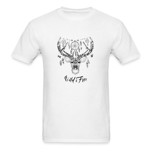 Aztec Deer - Men's T-Shirt