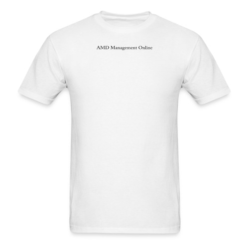 AMD Management Online - Men's T-Shirt