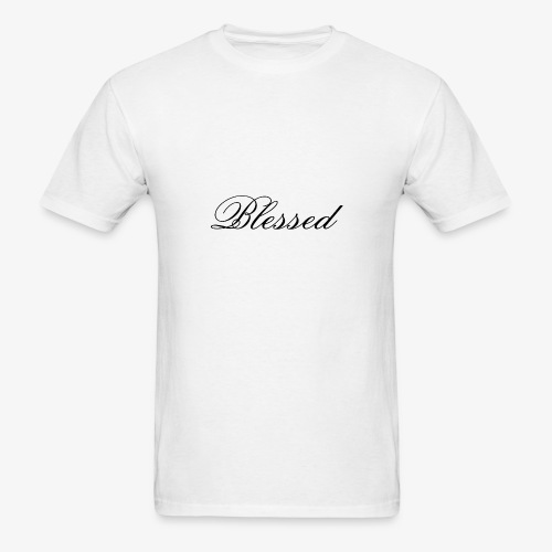 Blessed tshirt - Men's T-Shirt