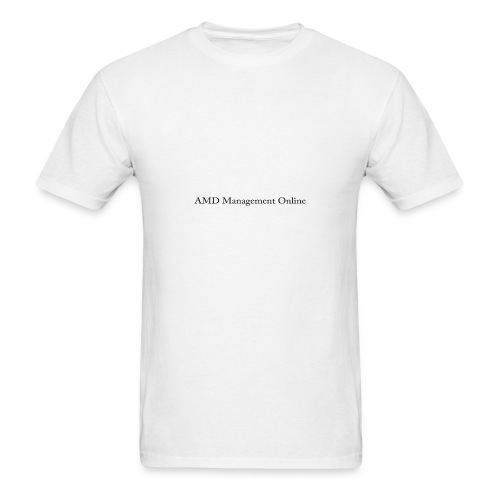 AMD Management Online - Men's T-Shirt