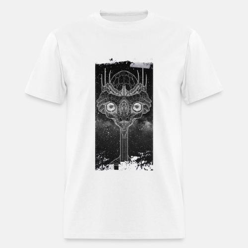 aliendream black and wait - Men's T-Shirt