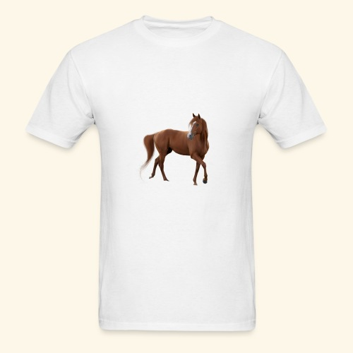 Alivias horse - Men's T-Shirt